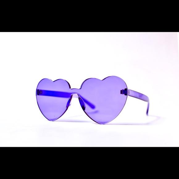 a8e811f45f0 Accessories - Purple Heart Sunglasses